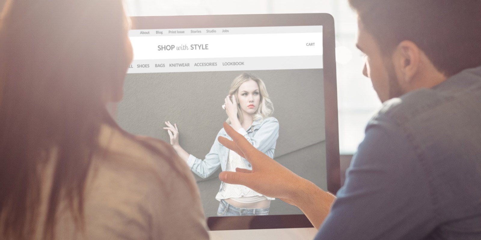 The importance of your website, your global store Image