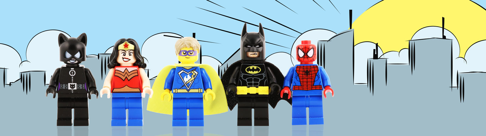 Lego Superhero Competition